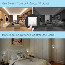 acegoo wireless lights switch kit no battery no wiring quick create or relocate on off switches for lamps fans appliances self powered switch remote control house lighting switch and receiver amazon com