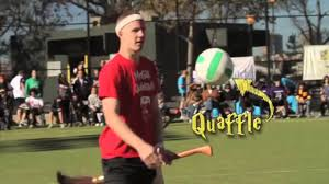 how to play quidditch in real