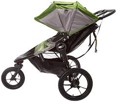 baby jogger summit x3 double stroller green gray toys