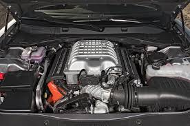 hellcat engine turbo 2015 dodge charger srt hellcat first test motor trend