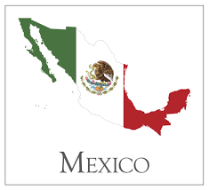 Mexican Map Facts About Mexico