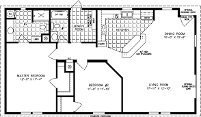 2 bedroom house floor plans two bedroom mobile homes l 2 bedroom floor plans