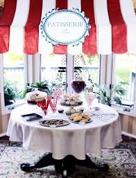 themed bridal shower we in the springtime a parisian themed bridal shower