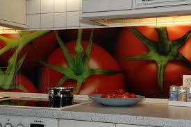 glass backsplash in kitchen digital printing on glass as backsplash
