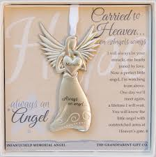 infant loss ornament loss memorial gift
