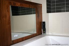 42 inch designer widescreen waterproof lcd bathroom tv wt42af