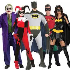 Good Halloween Costume Ideas For Groups by Batman Costumes Batman Characters Are A Great Group