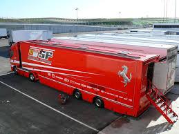 ferrari truck file scuderia ferrari 2008 transporter jpg wikimedia commons