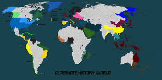 World Map Germany by Alternate History World Map Mk 18 By Norbertus1757 On Deviantart