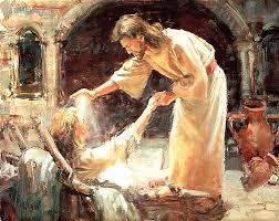 Jesus Healed The Blind Man Kayala 30 Sunday B Blind Man That I May See