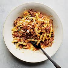 horseradish sauce for beef strozzapreti with oxtail ragù and horseradish crumbs recipe