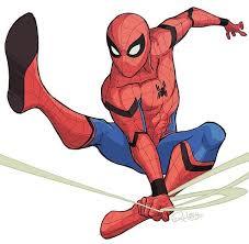 captain america civil war spider man spider man