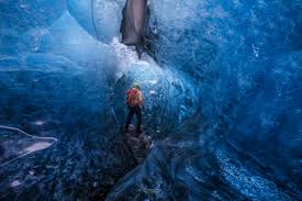 The Crystal Cave Iceland Crystal Ice Cave Glacier Tours In Iceland When In Iceland