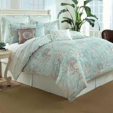 Coastal Bed Frame Bed Coastal Bed In A Bag Sets Sheets Feminine Bedding