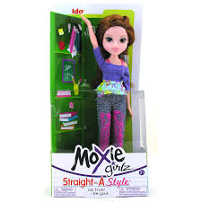 Moxie Girls Straight Style Assortment Byrnes