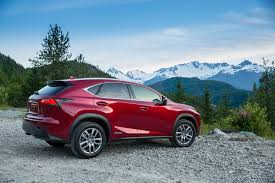 lexus nx or honda hrv suvs with 30 mpg and better carrrs auto portal