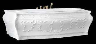 pannelli per vasca da bagno rivestimenti vasca da bagno con pannelli su misura in legno intagliato