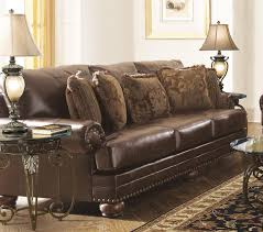 Klaussner Walker Sofa Signature Design By Ashley 9920038 Chaling Series Stationary