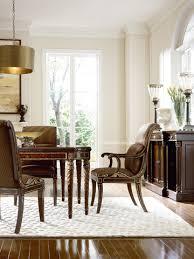 Henredon Dining Room Furniture Double Leg Dining Table 2706 20 Henredon Tables From