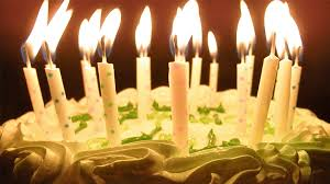 happy birthday candle images hd wallpapers beautiful candle cake
