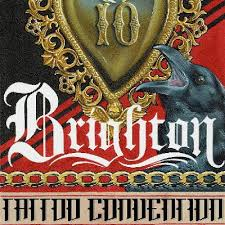 tattoo convention 2017 tickets brighton centre brighton sat