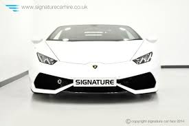 lamborghini huracan front lamborghini hurac n lp 610 4 from signature car hire rent now