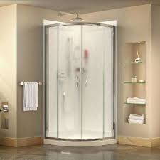 home depot bathroom ideas corner shower stalls kits showers the home depot in ideas 0