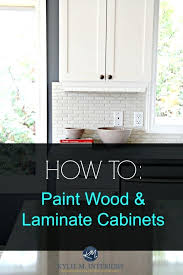 diy paint laminate cabinets painting laminate cabinets youtube umdesign info