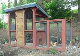 Backyard Chicken Coop Ideas Landscaping Ideas For Chicken Coop With Garden Design Design