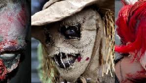gory halloween costumes syfy watch full episodes gruesome halloween costume ideas from