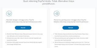 cara membuat paypal online cara membuat akun paypal terbaru mudah dan gratis