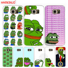Cell Meme - hameinuo internet meme smug frog pepe cell phone case cover for