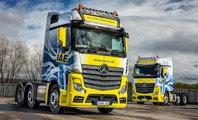 mercedes truck dealers uk mercedes dealer roanza breaks into steel fencing firm s fleet