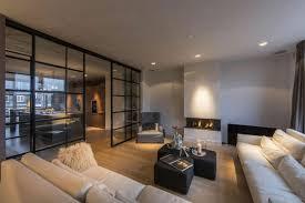 cloison vitree cuisine salon cuisine ouverte une cloison de style atelier cloison vitree
