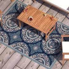 Koi Outdoor Rug Blue Outdoor Rugs Joss U0026 Main