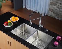 Modern Small Kitchen Design Ideas Pretty Square Modern Undermount Sink Design 1076 Latest