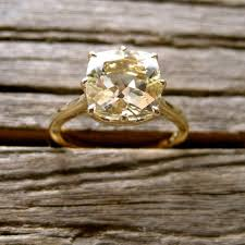 quartz engagement ring best 25 quartz engagement ring ideas on quartz