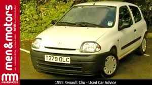 1999 renault clio used car advice youtube