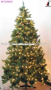 fiber optic tree lights decoration