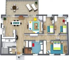 3 Bedroom House Plans Indian Style Simple 3 Bedroom House Floor Plans Bungalow Learn More Draw