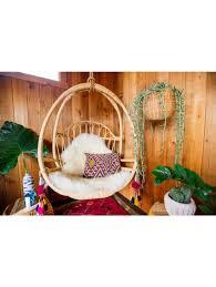 justina blakeney cohanga hanging chair