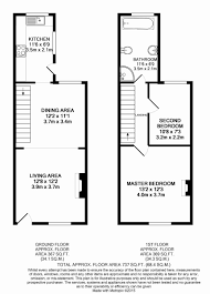 terraced house floor plans martin u0026 co st albans 2 bedroom end of terrace house for sale in