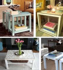 Ikea Lack Sofa Table by Ikea Hacker Decora Tu Mesa Lack U2026 Ideas Para Muebles