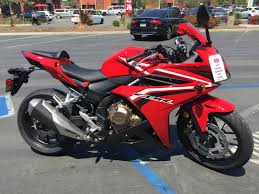 honda cbr for sale 2017 honda cbr 500r abs for sale in concord ca contra costa