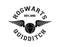 hogwarts quidditch logo google search all things harry potter