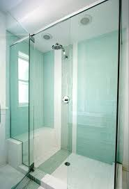 house cool bathroom shower glass tile ideas glass tiles shower