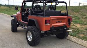 cheap jeep for sale 1985 cj7 with sbc for sale youtube