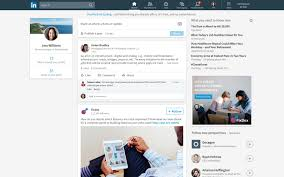 Desk Top Design Introducing The New Linkedin Desktop