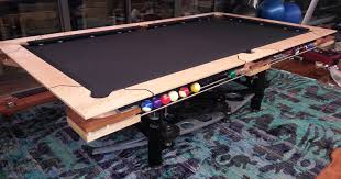 build a pool table hurricane billiards custom pool table supplier home leisure direct