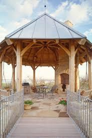 Rustic Gazebo Ideas by 81 Best Timber Frame Gazebos Pavilions U0026 Pergolas Images On